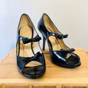 Kate Spade patent leather mary jane's.